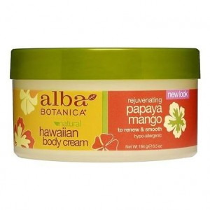 Alba Botanica Hawaiian body cream Balsam do ciała dermaestetic