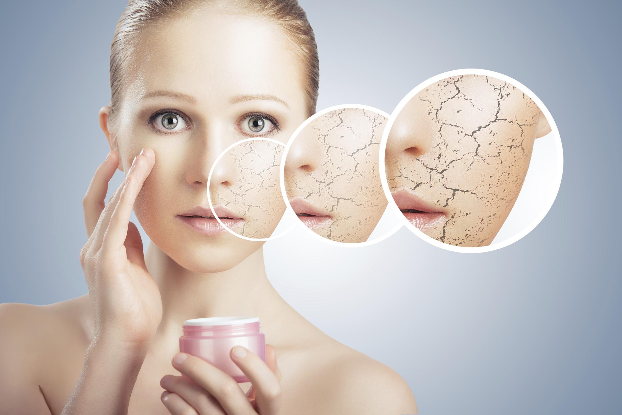pielęgnacja cery suchej jakie kosmetyki dermaestetic