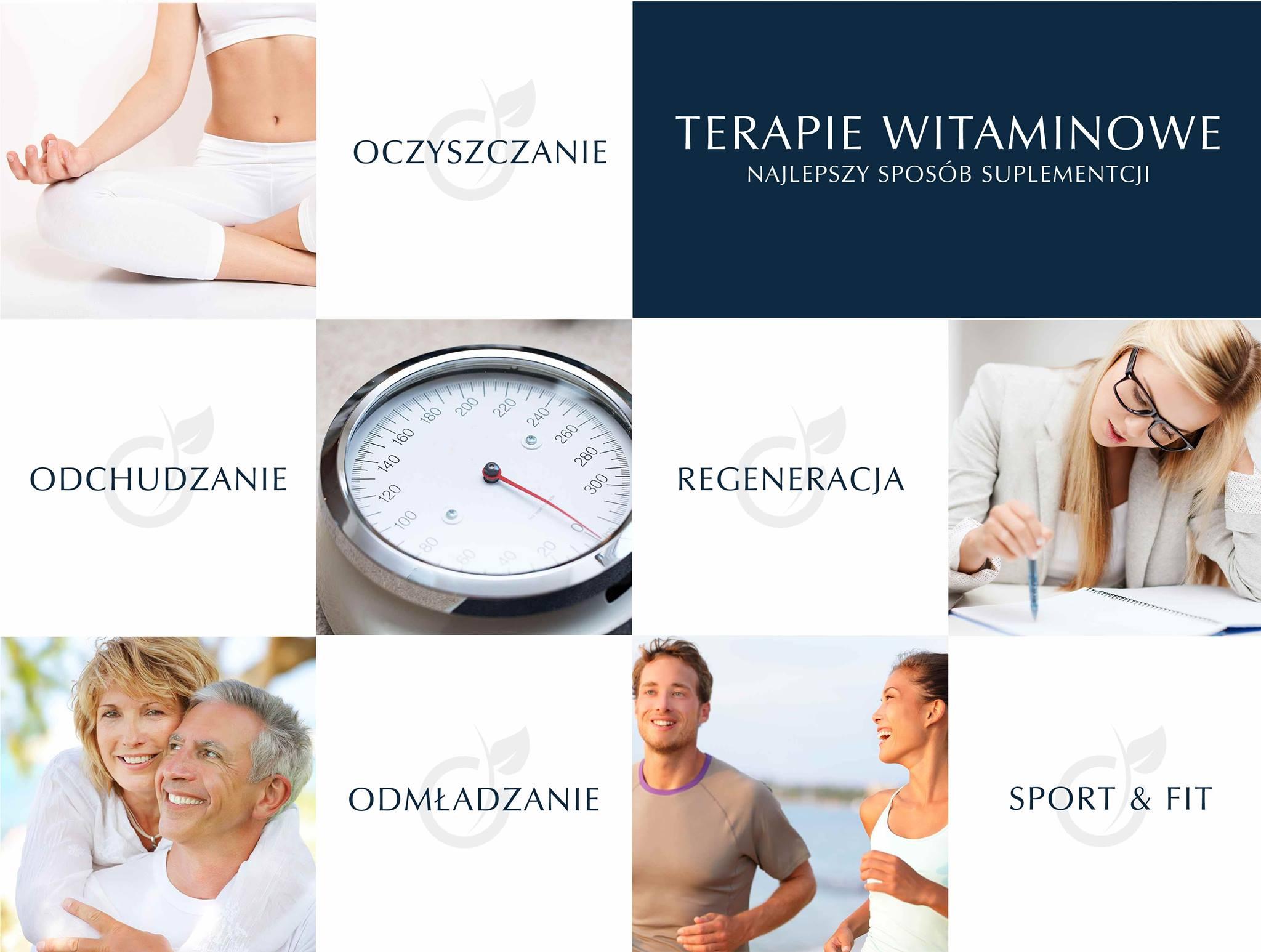 Dożylne terapie witaminowe