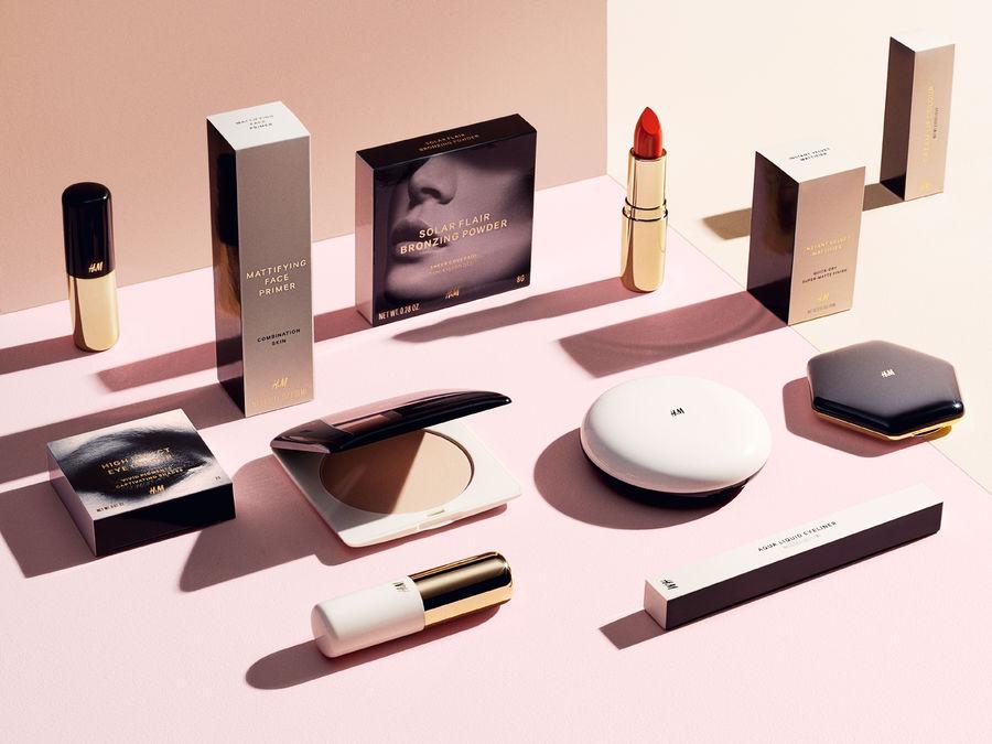 H&M i nowa linia kosmetyków