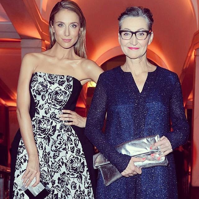 Natalia Klimas razem z mamą Joanną Klimas