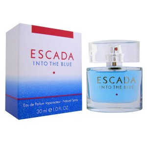 escada into the blue perfumy