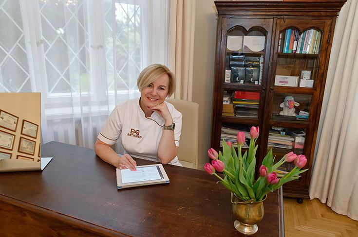 dr Marzena Lorkowska-Precht wywiad dla portalu dermaestetic