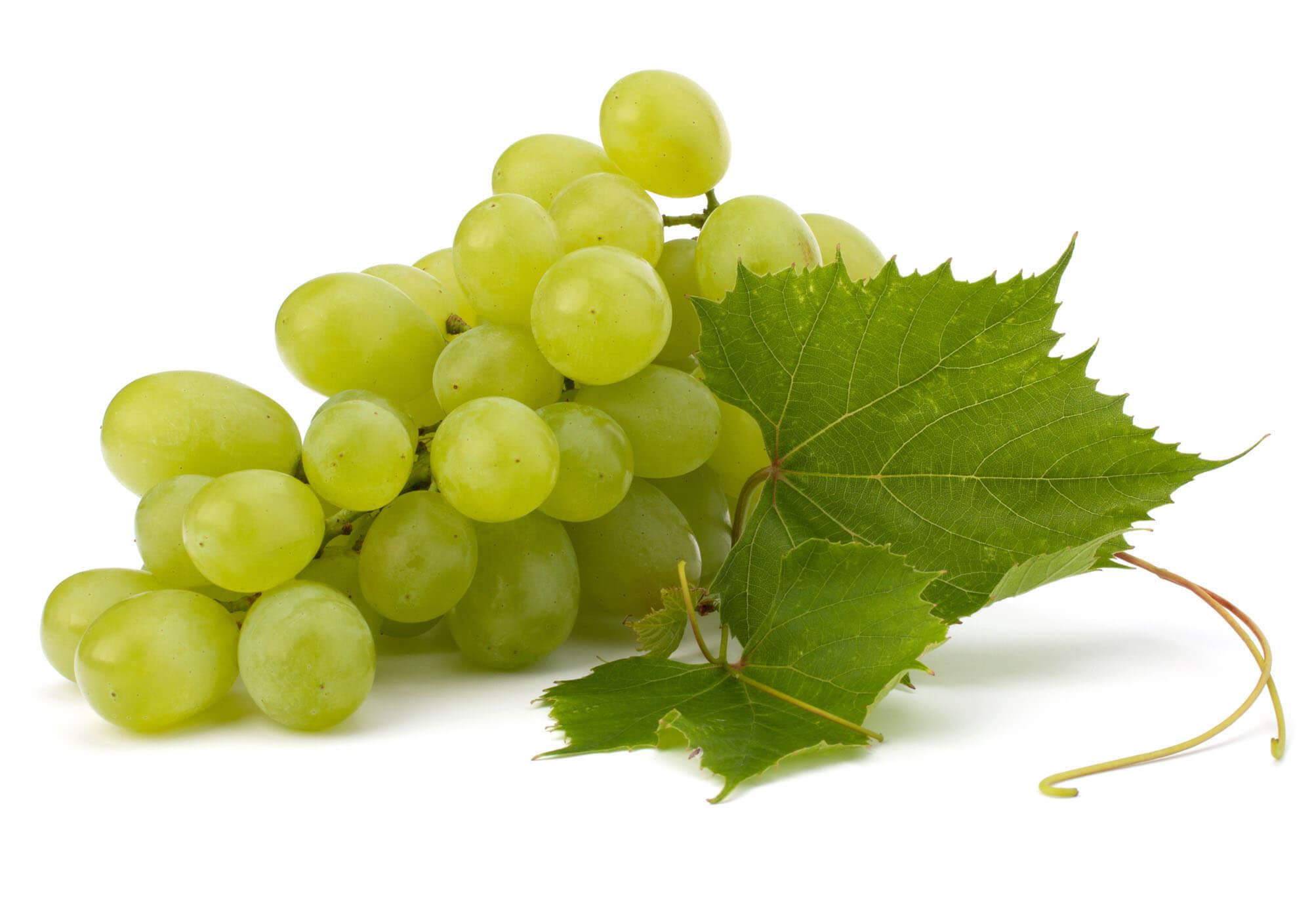 maseczka z winogron
