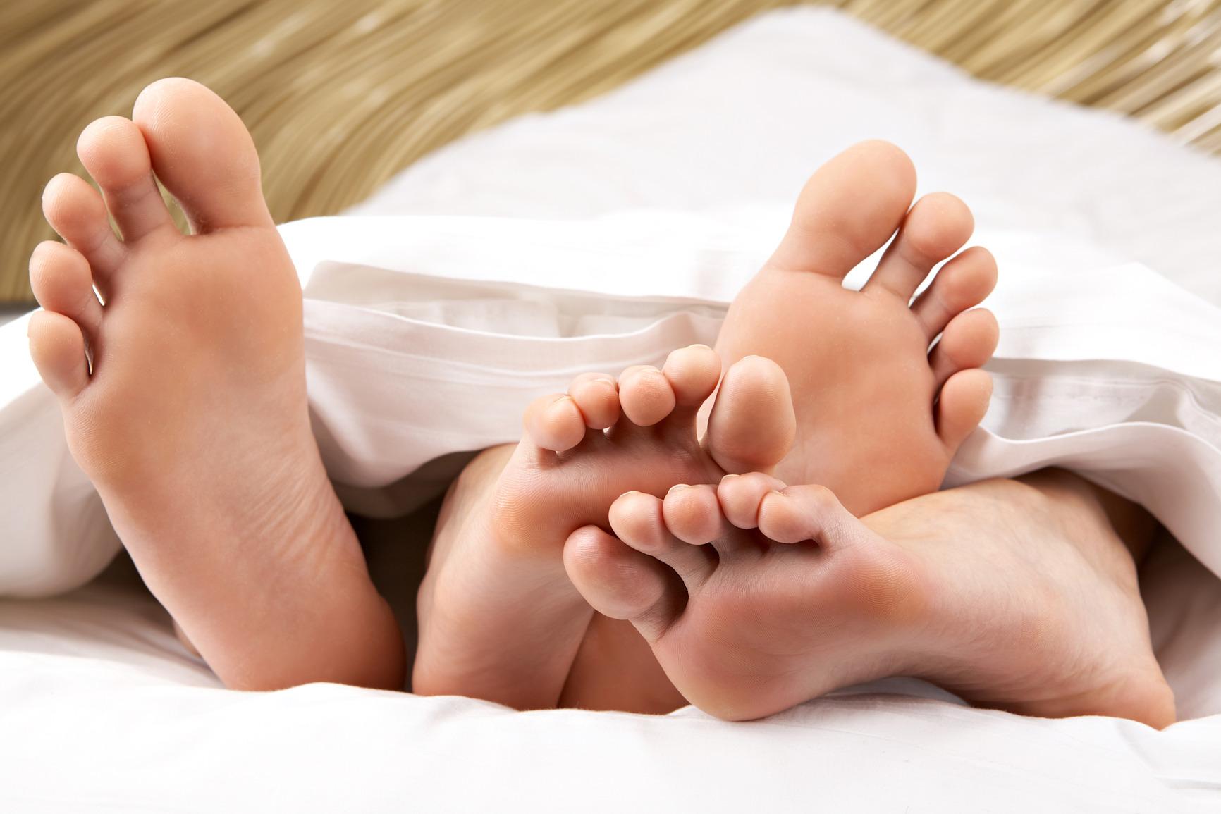 sposób na zadbane stopy