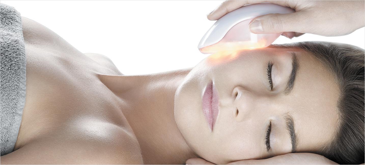 terapia światłem led dermaestetic