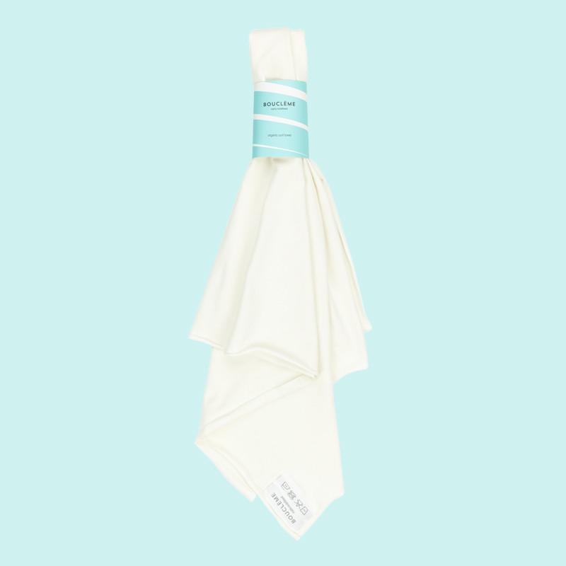 ręcznik do kręconych włosów