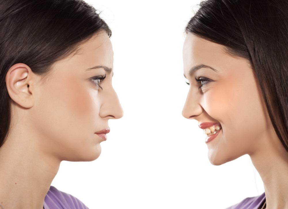 jakie kosmetyki używać po operacji nosa