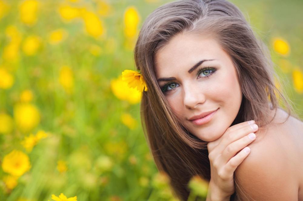 makijaż kosmetykiami mineralnymi trwałość