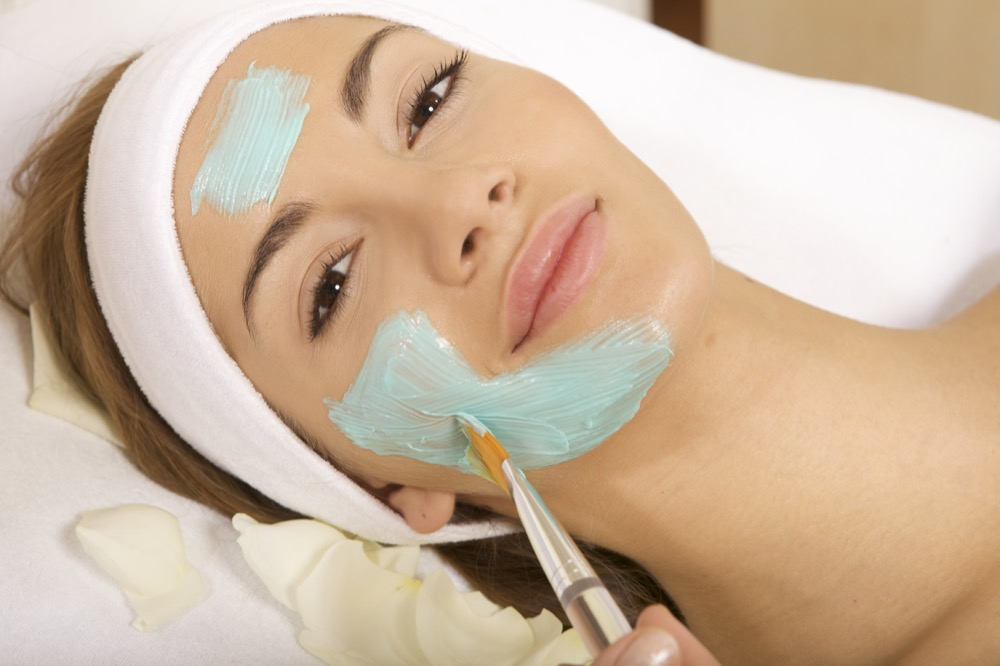 peeling medyczny na twarz