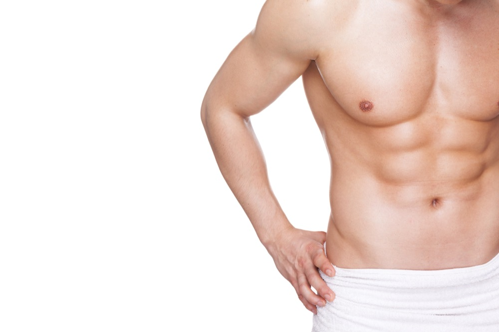 depilacja zarostu męskiego