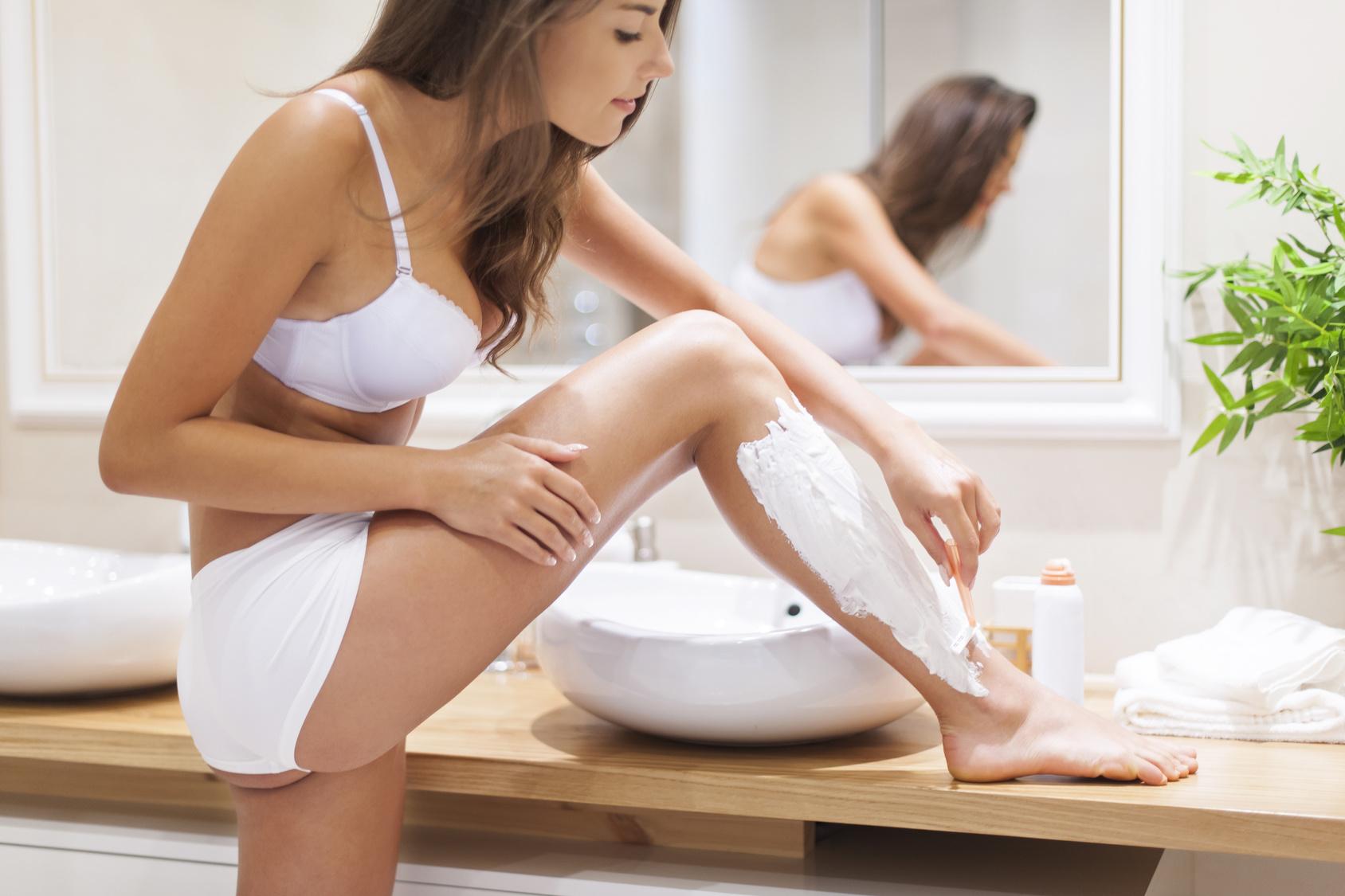 skuteczne metody depilacji nóg