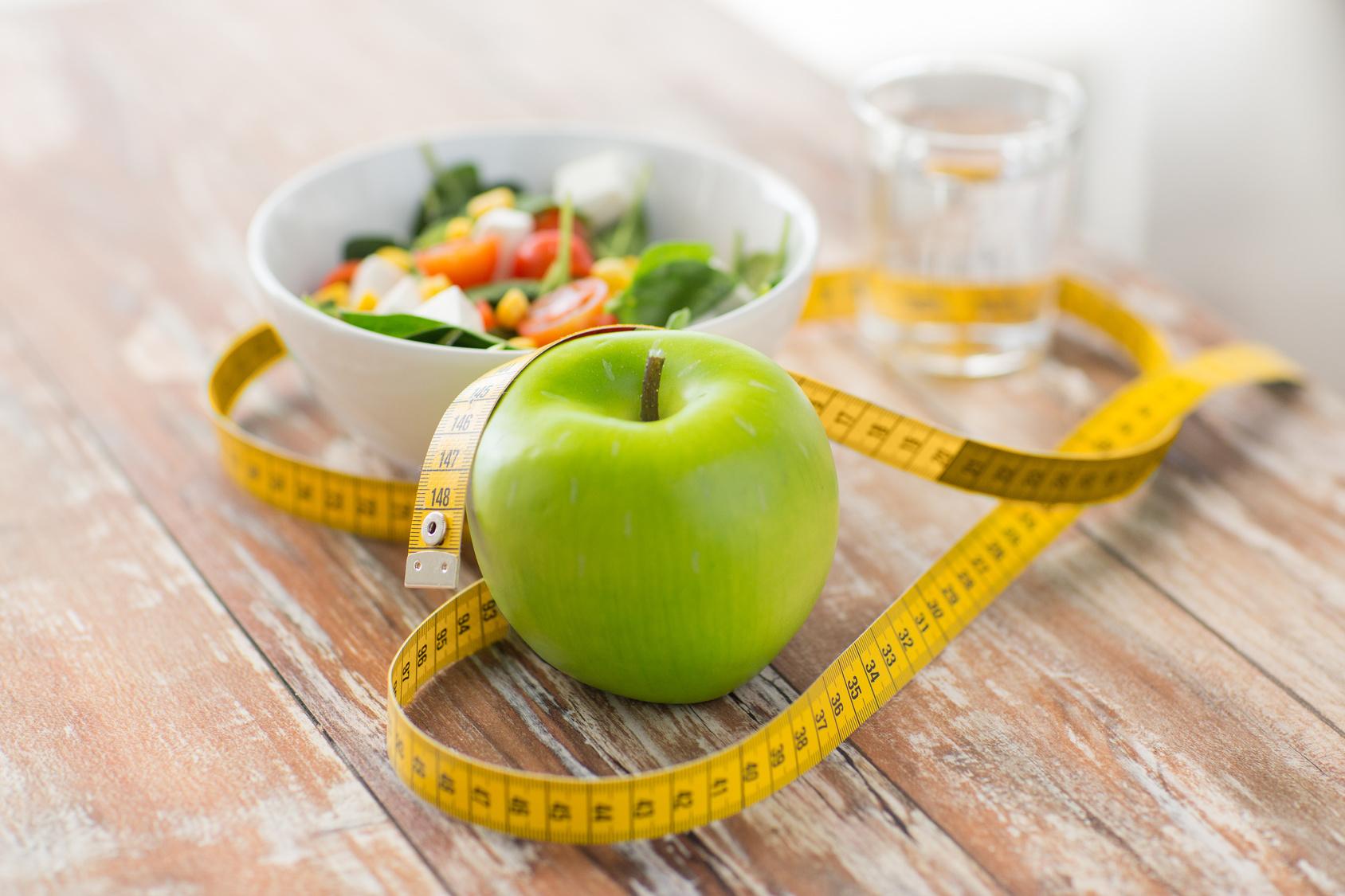 Меню диеты для похудения на неделю: худеем правильно