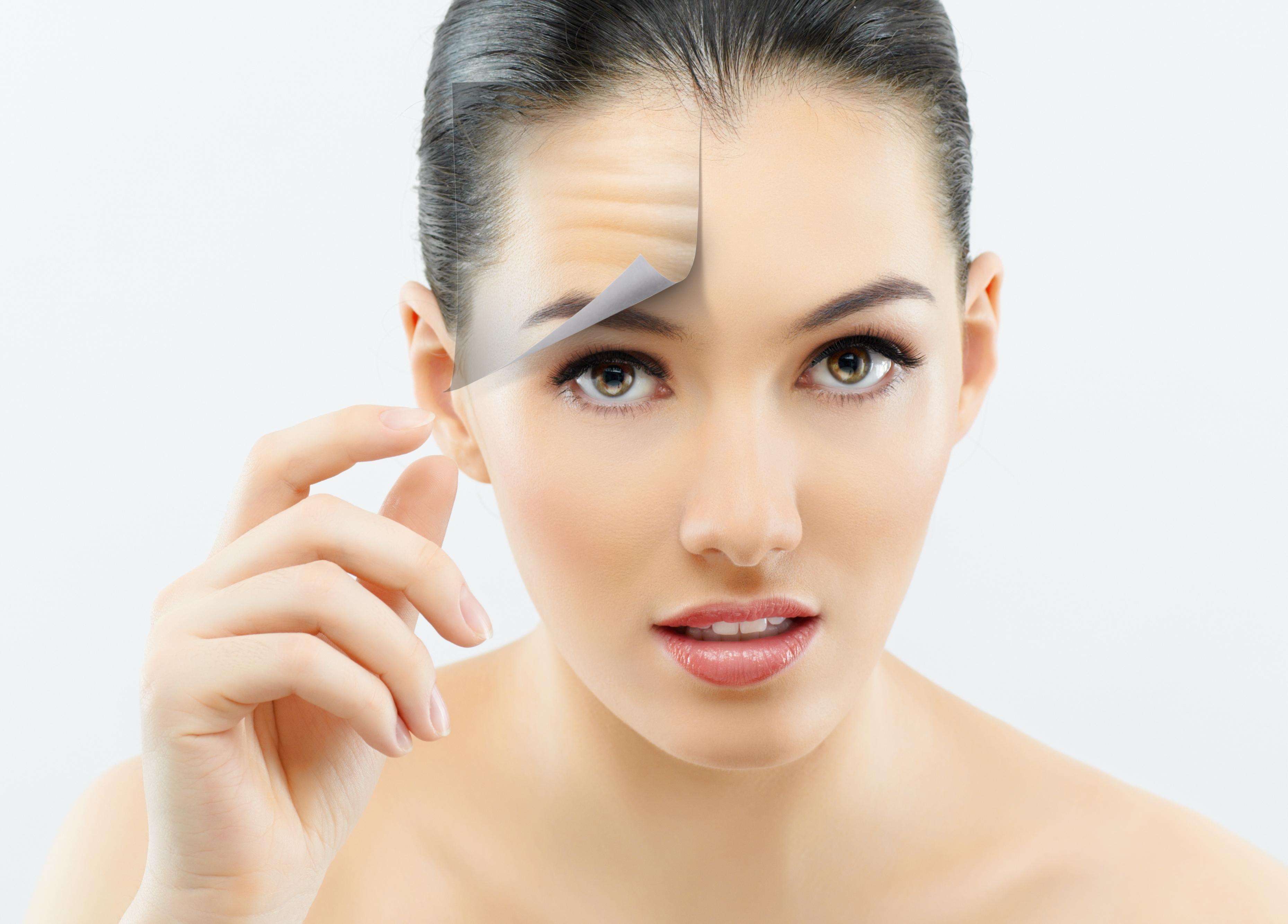 Как эффективно убрать морщины на лице в домашних условиях 6
