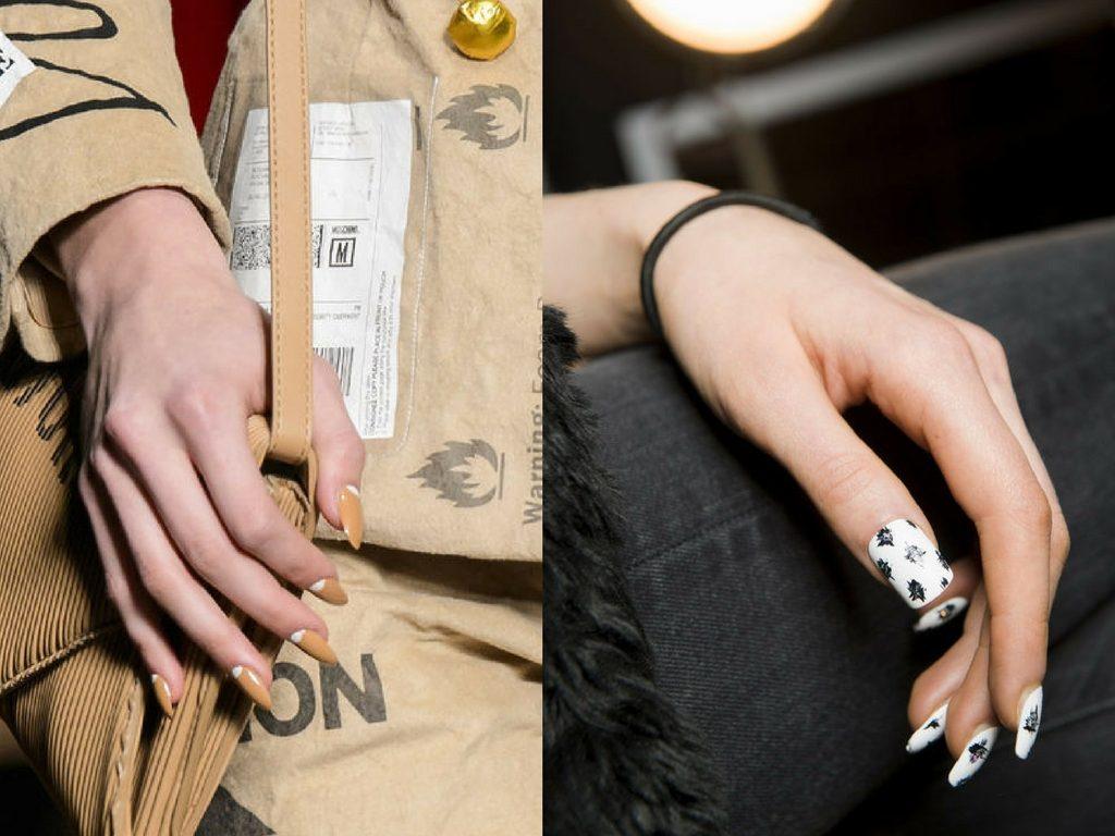 Manicure Trendy Zima 20172018