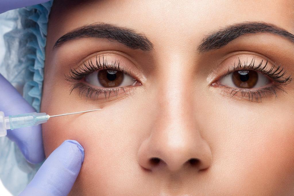 mezoterapia ilgowa pod oczy